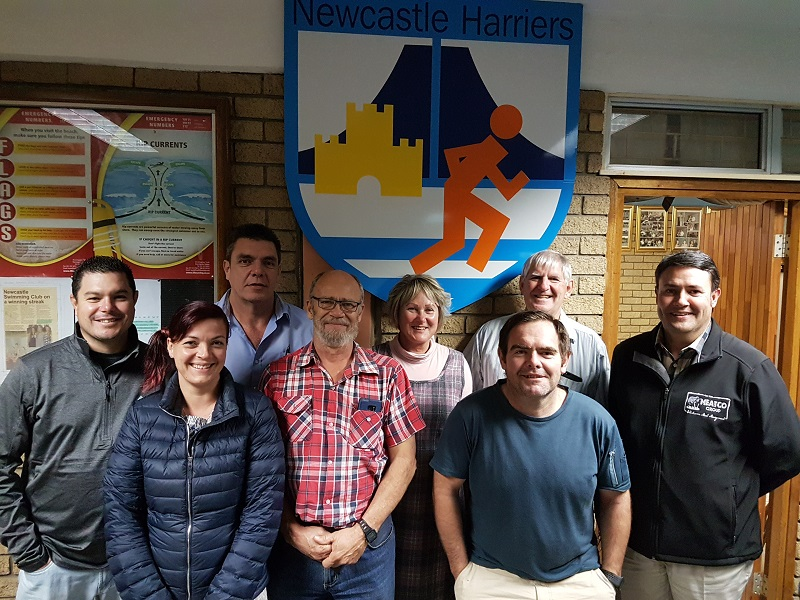 Newcastle Harriers Executive Committee